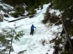 Climbing Rambles pitch 2