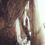 Christie Falls area climbs