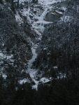 Night n Gale. No avalanche debris yet. (Drew Brayshaw)