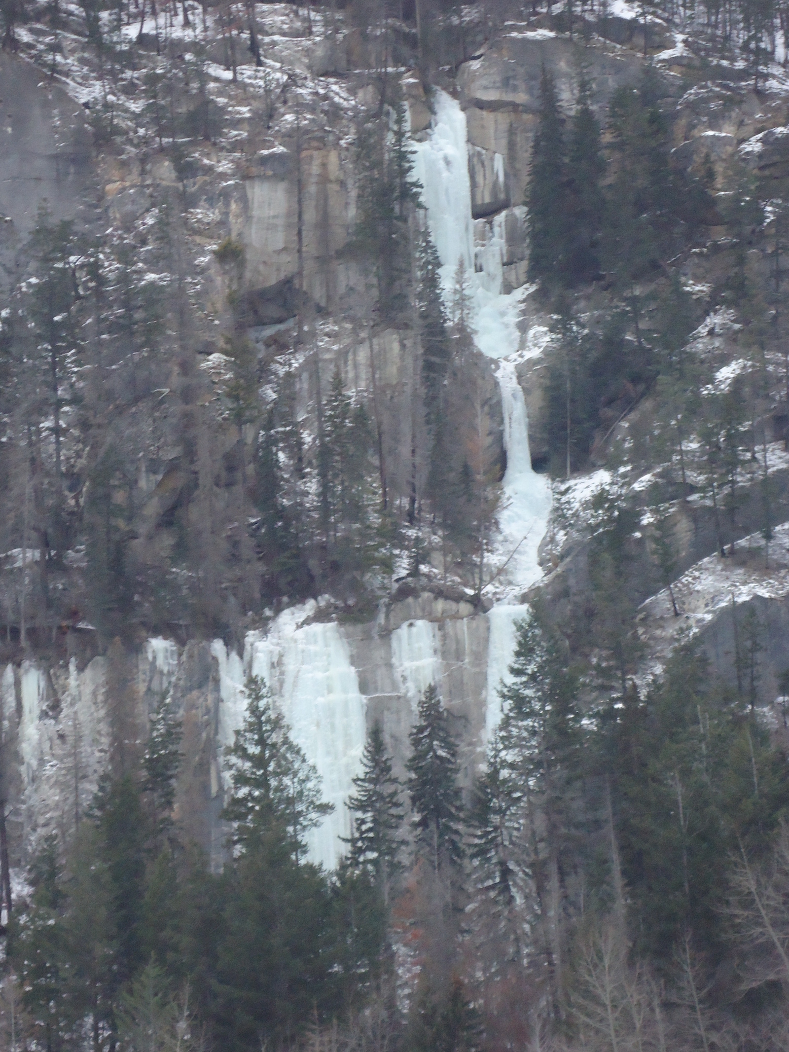 February 11 2016 Ice Climbing Report Thanks Wes West
