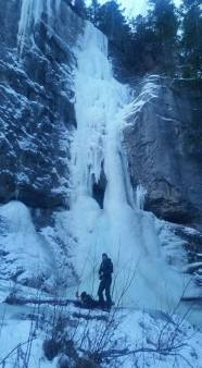 Icy BC pitch 1, early season shape (Bram Whillock)