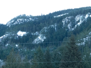 Another view of Eagle Eye (up right) from Highway 99 (Jia Condon)