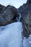 Flowy ice (Matt Kidd)